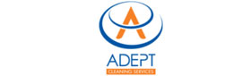 Adept Cleaning Services Logo