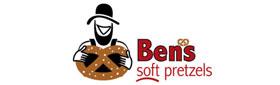 Ben's Soft Pretzels Franchising Logo