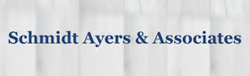 SCHMIDT & AYERS, ATTORNEY AT LAW Logo