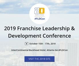 Franchise Leadership & Development Conference